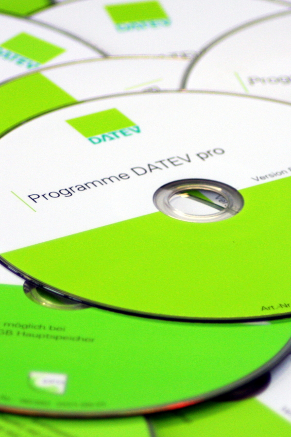 Datev DVDs Logo