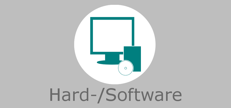 hard software banner
